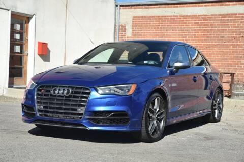 2015 Audi S3 for sale at Milpas Motors in Santa Barbara CA