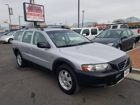 2001 Volvo V70 for sale at ATLAS MOTORS INC in Salt Lake City UT