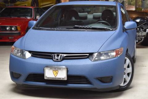 2008 Honda Civic for sale at Chicago Cars US in Summit IL