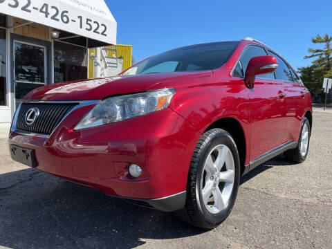 2011 Lexus RX 350 for sale at Mainstreet Motor Company in Hopkins MN
