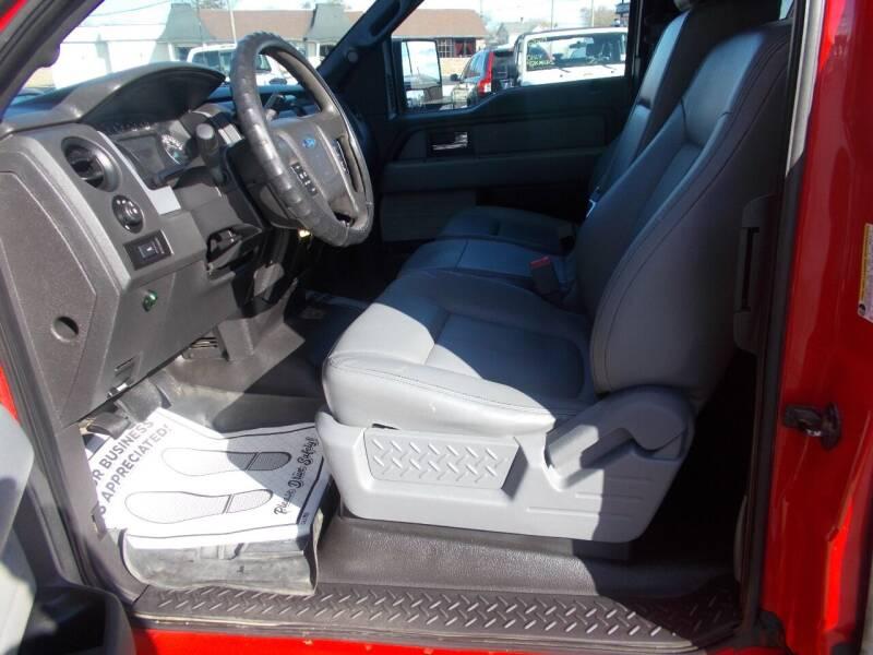 2014 Ford F-150 4x4 XLT 4dr SuperCab Styleside 6.5 ft. SB - Keyport NJ