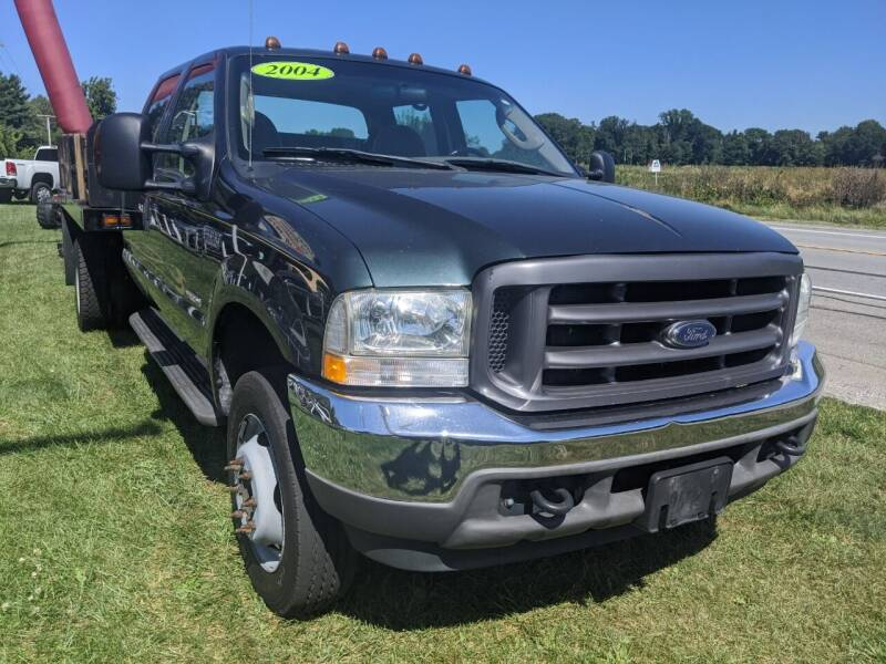 2004 Ford F-450 Super Duty for sale at GREAT DEALS ON WHEELS in Michigan City IN