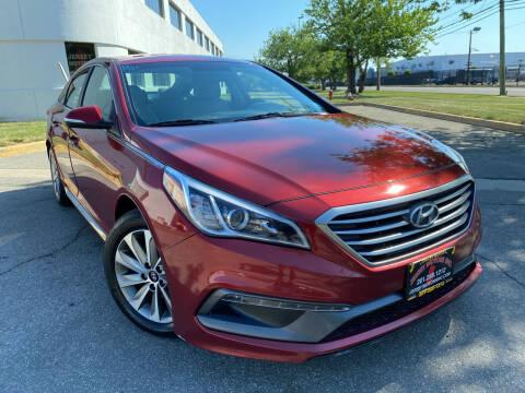 2015 Hyundai Sonata for sale at JerseyMotorsInc.com in Teterboro NJ