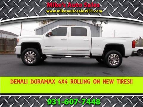2019 GMC Sierra 2500HD for sale at Mike's Auto Sales in Shelbyville TN