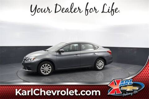 2018 Nissan Sentra for sale at Karl Pre-Owned in Glidden IA