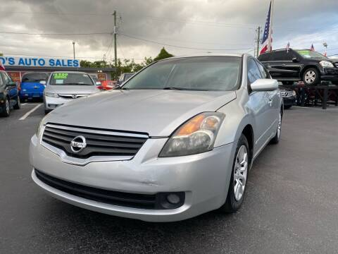 2007 Nissan Altima for sale at KD's Auto Sales in Pompano Beach FL