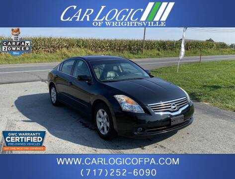2009 Nissan Altima for sale at Car Logic in Wrightsville PA