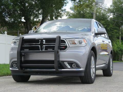 2017 Dodge Durango for sale at Copcarsonline in Largo FL
