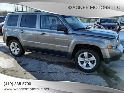 2014 Jeep Patriot for sale at Wagner Motors LLC in Wauseon OH