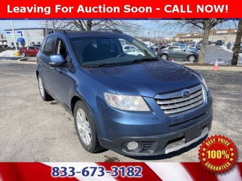 2008 Subaru Tribeca for sale at Glenbrook Dodge Chrysler Jeep Ram and Fiat in Fort Wayne IN