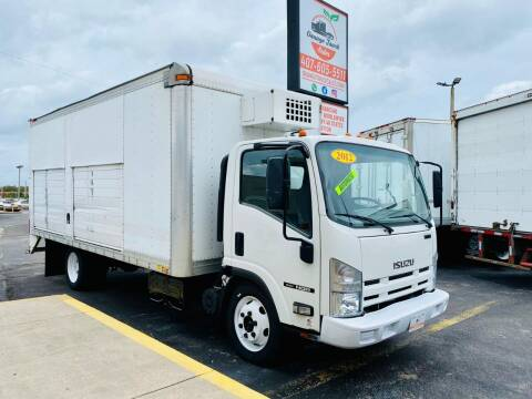 2012 Isuzu NQR for sale at Orange Truck Sales in Orlando FL