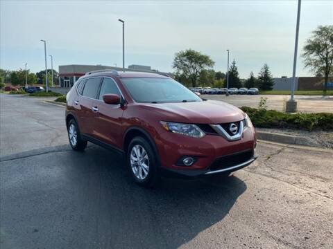 2016 Nissan Rogue for sale at LASCO FORD in Fenton MI
