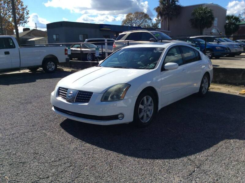 2006 Nissan Maxima for sale at Car City Autoplex in Metairie LA
