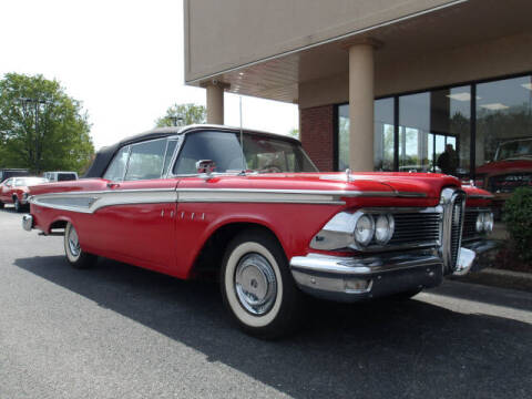 1959 Edsel Corsair for sale at TAPP MOTORS INC in Owensboro KY