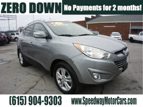 2013 Hyundai Tucson for sale at Speedway Motors in Murfreesboro TN