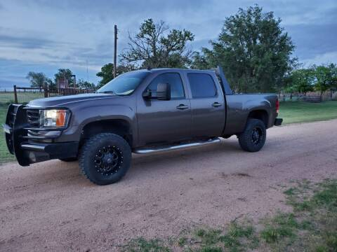2007 GMC Sierra 2500HD for sale at TNT Auto in Coldwater KS