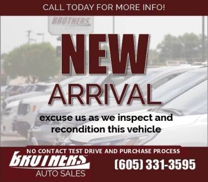 2017 Chrysler Pacifica for sale at Brothers Auto Sales in Sioux Falls SD