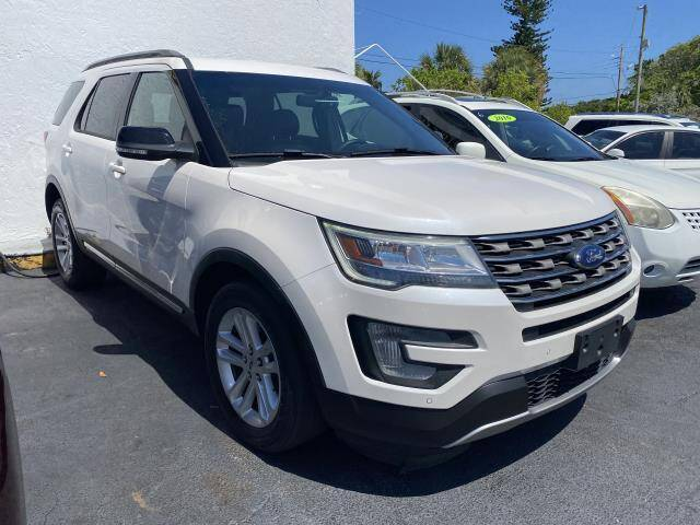 2017 Ford Explorer for sale at Mike Auto Sales in West Palm Beach FL