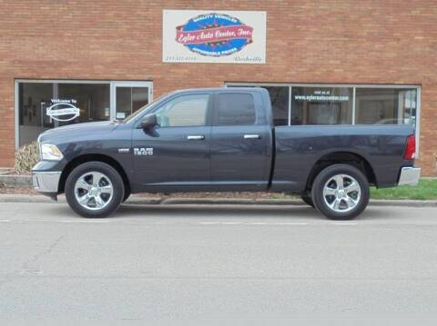 2016 RAM Ram Pickup 1500 for sale at Eyler Auto Center Inc. in Rushville IL