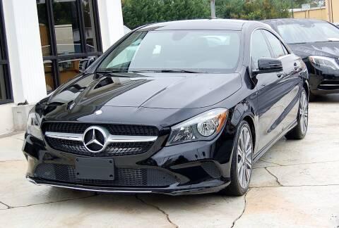 2017 Mercedes-Benz CLA for sale at Avi Auto Sales Inc in Magnolia NJ