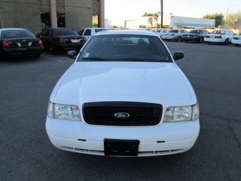 2009 Ford Crown Victoria for sale at Wild Rose Motors Ltd. in Anaheim CA