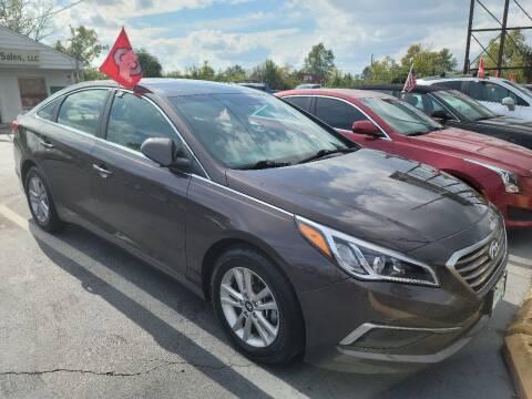 2016 Hyundai Sonata for sale at Shaddai Auto Sales in Whitehall OH