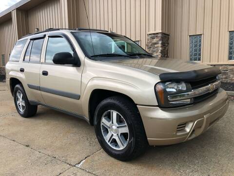 2005 Chevrolet TrailBlazer for sale at Prime Auto Sales in Uniontown OH