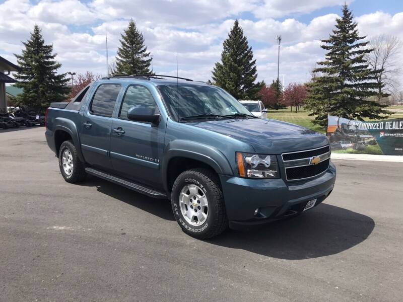 2008 Chevrolet Avalanche for sale at Crown Motor Inc in Grand Forks ND