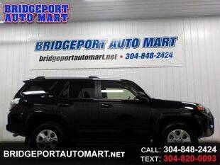 2019 Toyota 4Runner for sale at Bridgeport Auto Mart in Bridgeport WV