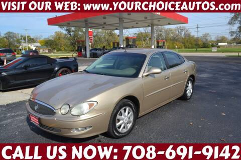 2005 Buick LaCrosse for sale at Your Choice Autos - Crestwood in Crestwood IL
