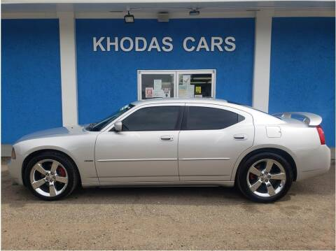 2010 Dodge Charger for sale at Khodas Cars in Gilroy CA
