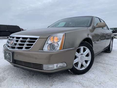 2006 Cadillac DTS for sale at LUXURY IMPORTS in Hermantown MN