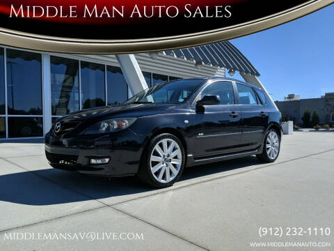 2008 Mazda MAZDA3 for sale at Middle Man Auto Sales in Savannah GA