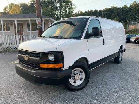 2013 Chevrolet Express Cargo for sale at Georgia Car Shop in Marietta GA