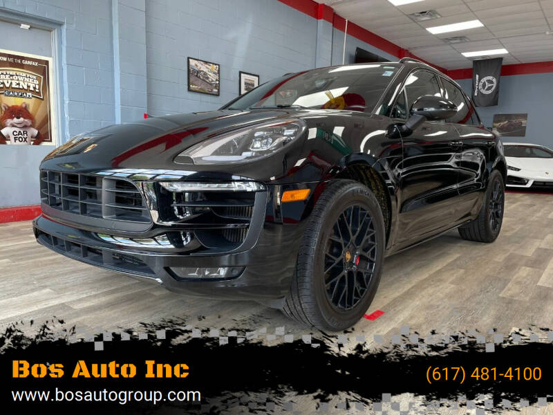 2017 Porsche Macan for sale at Bos Auto Inc in Quincy MA