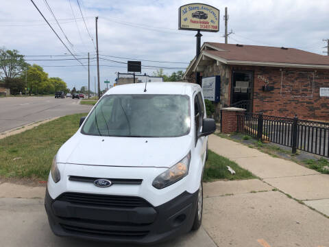 2015 Ford Transit Connect Cargo for sale at All Starz Auto Center Inc in Redford MI