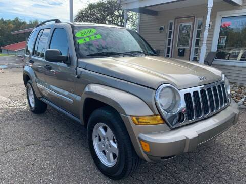 2006 Jeep Liberty for sale at G & G Auto Sales in Steubenville OH