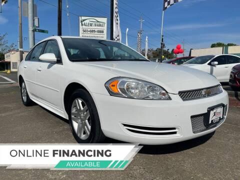 2015 Chevrolet Impala Limited for sale at Salem Auto Market in Salem OR