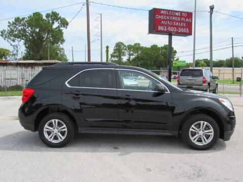 2014 Chevrolet Equinox for sale at Checkered Flag Auto Sales EAST in Lakeland FL