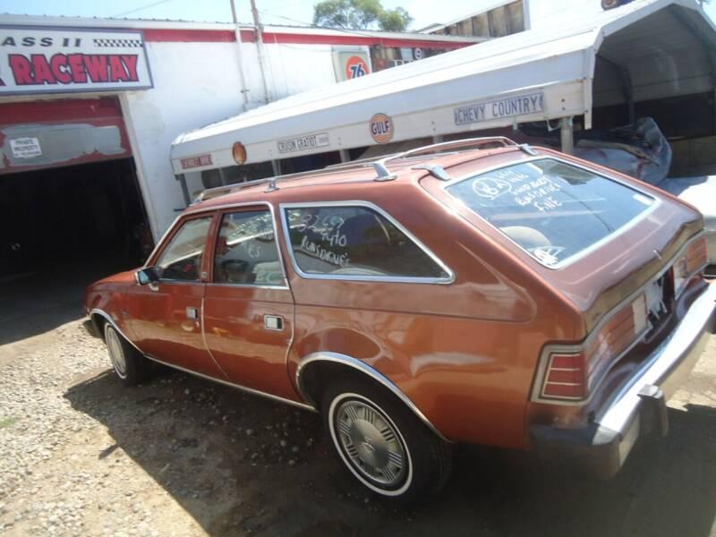 1983 AMC Concord for sale at Marshall Motors Classics in Jackson MI