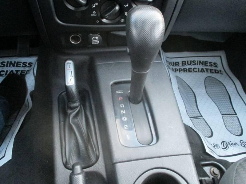 2002 Jeep Liberty 4dr Sport 4WD SUV - Calumet City IL