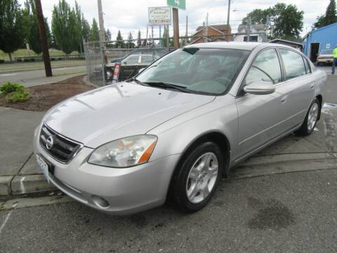 2003 Nissan Altima for sale at Car Link Auto Sales LLC in Marysville WA