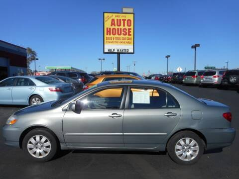 2004 Toyota Corolla for sale at AUTO HOUSE WAUKESHA in Waukesha WI