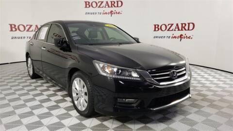 2015 Honda Accord for sale at BOZARD FORD in Saint Augustine FL