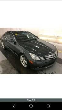 2011 Mercedes-Benz E-Class for sale at Bad Credit Call Fadi in Dallas TX