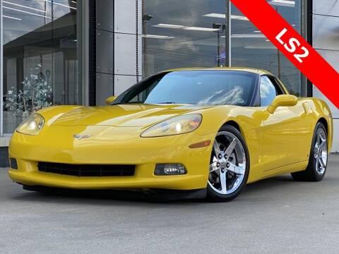 2007 Chevrolet Corvette for sale at Carmel Motors in Indianapolis IN
