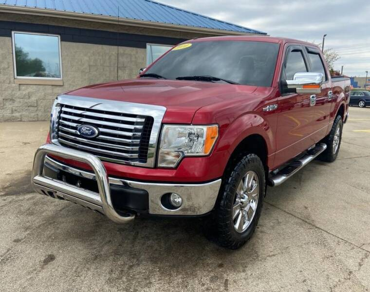 2010 Ford F-150 for sale at Auto House of Bloomington in Bloomington IL
