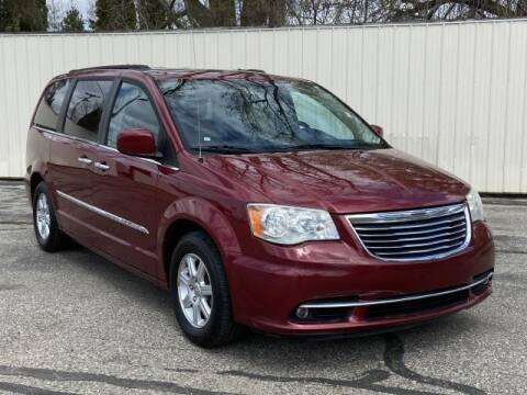 2011 Chrysler Town and Country for sale at Miller Auto Sales in Saint Louis MI