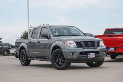 2020 Nissan Frontier for sale at Douglass Automotive Group - Douglas Nissan in Waco TX