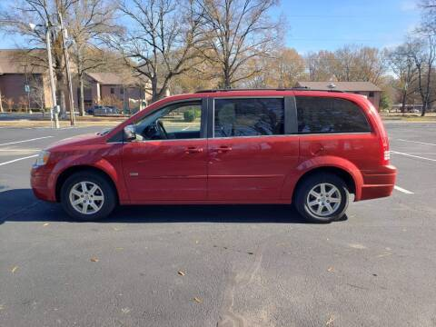 2008 Chrysler Town and Country for sale at Space & Rocket Auto Sales in Hazel Green AL